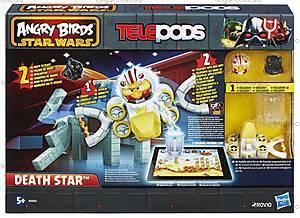 Энгри Бердс Стар Варс Телеподс Игровой набор «Звезда смерти», A6059E27