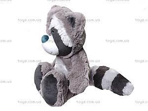 Плюшевая игрушка «Енот», К414Е, купить