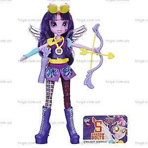Детская кукла Equestria Girls, B1772, отзывы