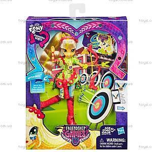 Детская кукла Equestria Girls «Дружеские игры», B1771