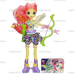 Детская кукла Equestria Girls «Дружеские игры», B1771, фото