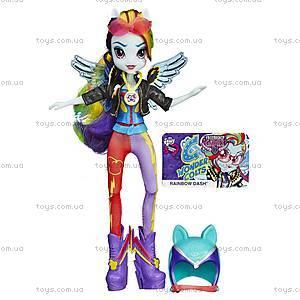 Детская кукла Equestria Girls «Дружеские игры», B1771, цена