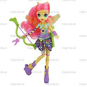 Детская кукла Equestria Girls «Дружеские игры», B1771, игрушки