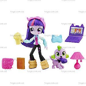 Мини-кукла Equestria Girls с аксессуарами, B4909, фото