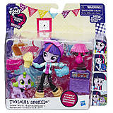 Мини-кукла Equestria Girls с аксессуарами, B4909, купить