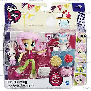 Мини-кукла Equestria Girls с аксессуарами, B4909, отзывы