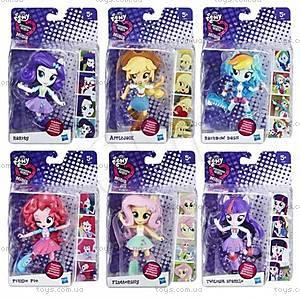 Equestria Girls мини-кукла, в ассорт., B4903