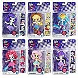 Equestria Girls мини-кукла, в ассорт., B4903, игрушки