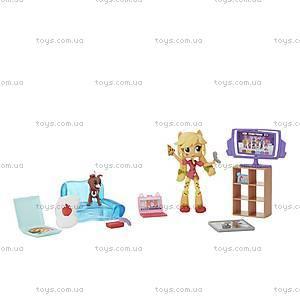 Мини игровой набор мини-кукол Equestria Girls, B4910, купить