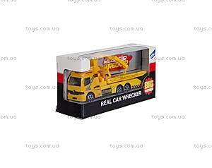 Игрушечный грузовик-эвакуатор, 11461-8358-1, фото