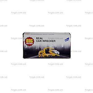 Игрушечный грузовик-эвакуатор, 11461-8358-1, отзывы
