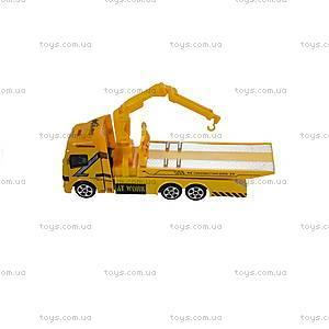 Игрушечный грузовик-эвакуатор, 11461-8358-1, цена