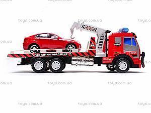 Эвакуатор с машинкой, ZL888-A3, цена