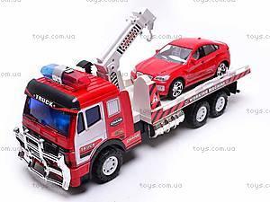 Эвакуатор с машинкой, ZL888-A3, игрушки