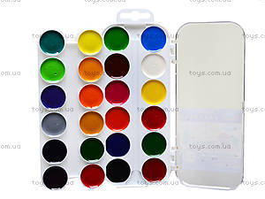 Акварельная краска Гамма «Увлечение», 24 цвета, 312060, купить