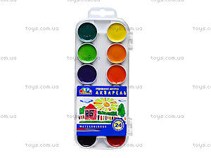 Акварельная краска Гамма «Увлечение», 24 цвета, 312060, фото