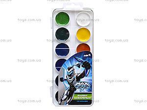 Акварельные краски Max Steel, 12 цветов, MX14-061K, купить