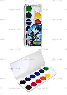 Акварельные краски Max Steel, 12 цветов, MX14-061K