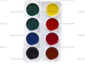 Акварельные краски Max Steel, 8 цветов, MX14-060K, отзывы