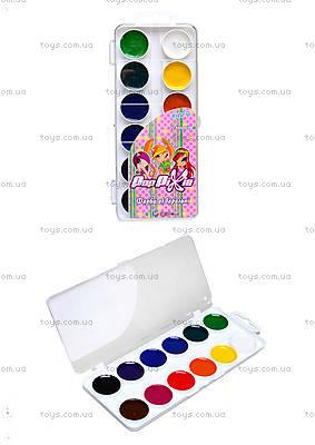 Акварельные краски Pop Pixie, 12 цветов, PP13-061K