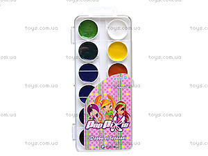 Акварельные краски Pop Pixie, 12 цветов, PP13-061K, отзывы