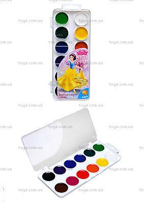 Набор акварельных красок Princess, 12 цветов, P15-061K