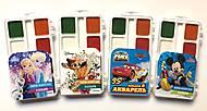 Краски акварельные медовые 8 цветов Disney, ТЕ12119, фото