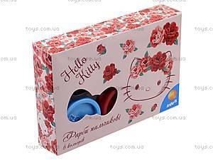 Краски пальчиковые Hello Kitty, 6 цветов, HK15-064K, фото