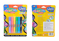 Краски витражные, 6 цветов COLORINO, 68918PTR, купить игрушку