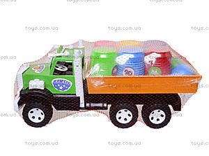Игрушечный грузовик с бочонками «Фарго», 3685, цена
