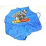 """Фартук (с 2-мя карманами) с нарукавниками """"Авто"""", 1155_2DSCN, toys.com.ua"""