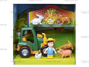 Детская ферма с трактором и животными, 2010, отзывы