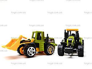 Набор фермерского транспорта «Миниавто», 6387-2, купить