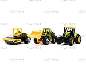 Набор фермерского транспорта «Миниавто», 6387-2, цена