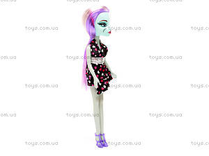 Фешн-кукла из серии Monster High, HP1032681, игрушки