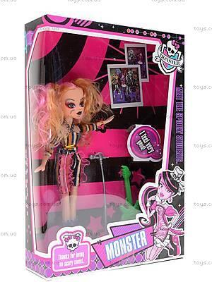 Фешн-кукла Monster High, M3238K, цена