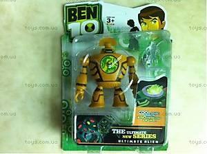 Фигурка «Бен 10», светящаяся, 0806-17