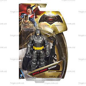 Фигурка Бэтмен вооруженный 15 см из фильма «Бэтмен против Супермена», DJG32, отзывы