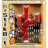 Фигурка для анимационного творчества STIKBOT S1, красный, TST616R