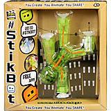 Фигурка для анимационного творчества STIKBOT S1, (салатовий) (202640), TST616L