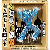 Фигурка для анимационного творчества STIKBOT S1, синий, TST616Bl, детские игрушки