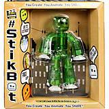 Фигурка для анимационного творчества STIKBOT S1, зеленый, TST616G, фото