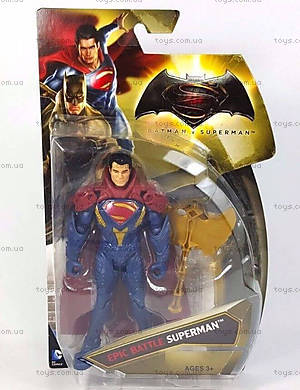 Фигурка-герой из фильма «Бэтмен против Супермена», DJG28, купить