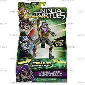 Фигурка серии Черепашки-ниндзя Deluxe «Донателло», 91542