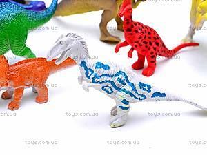 Фигурки динозавриков, BF6986-2, отзывы