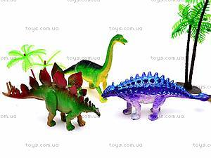 Фигурки динозавриков, BF6986-2, детские игрушки