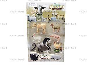 Фигурки «Домашние животные», 9542C