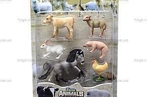 Фигурки «Домашние животные», 9542C, купить