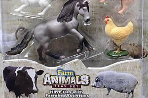 Фигурки «Домашние животные», 9542C, цена