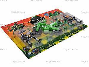 Фигурки героев «Черепашки-ниндзя», 2633B, фото